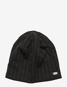 Stjerne Hat - BLACK