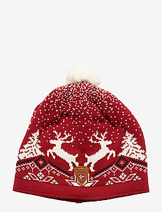 Dale Christmas Hat - RED