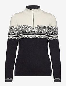 Moritz Fem Sweater - BLACK