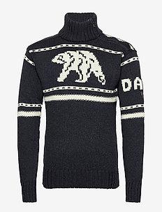 Isbjørn Uni Sweater - golfy - dustynavy/offwhite