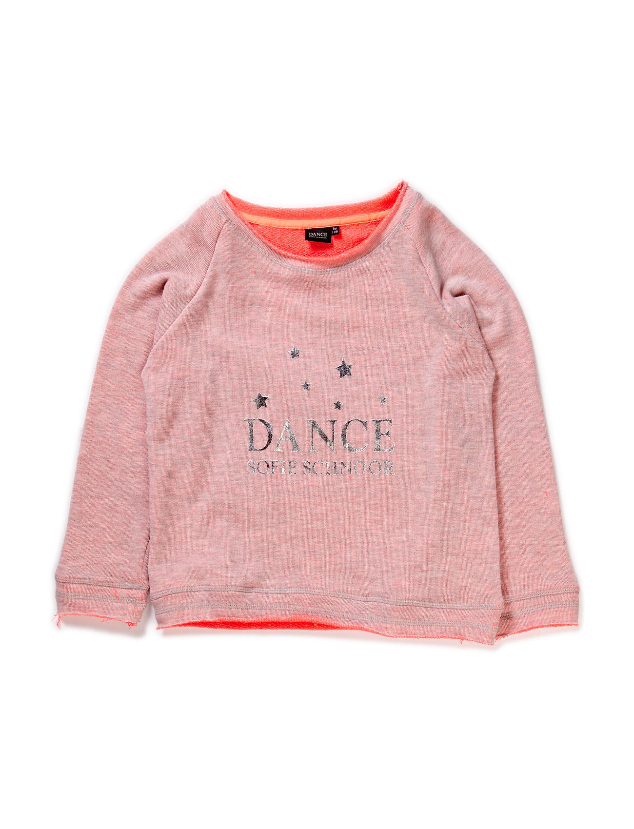 PETIT by Sofie Schnoor loose sweat - GREY/PINK