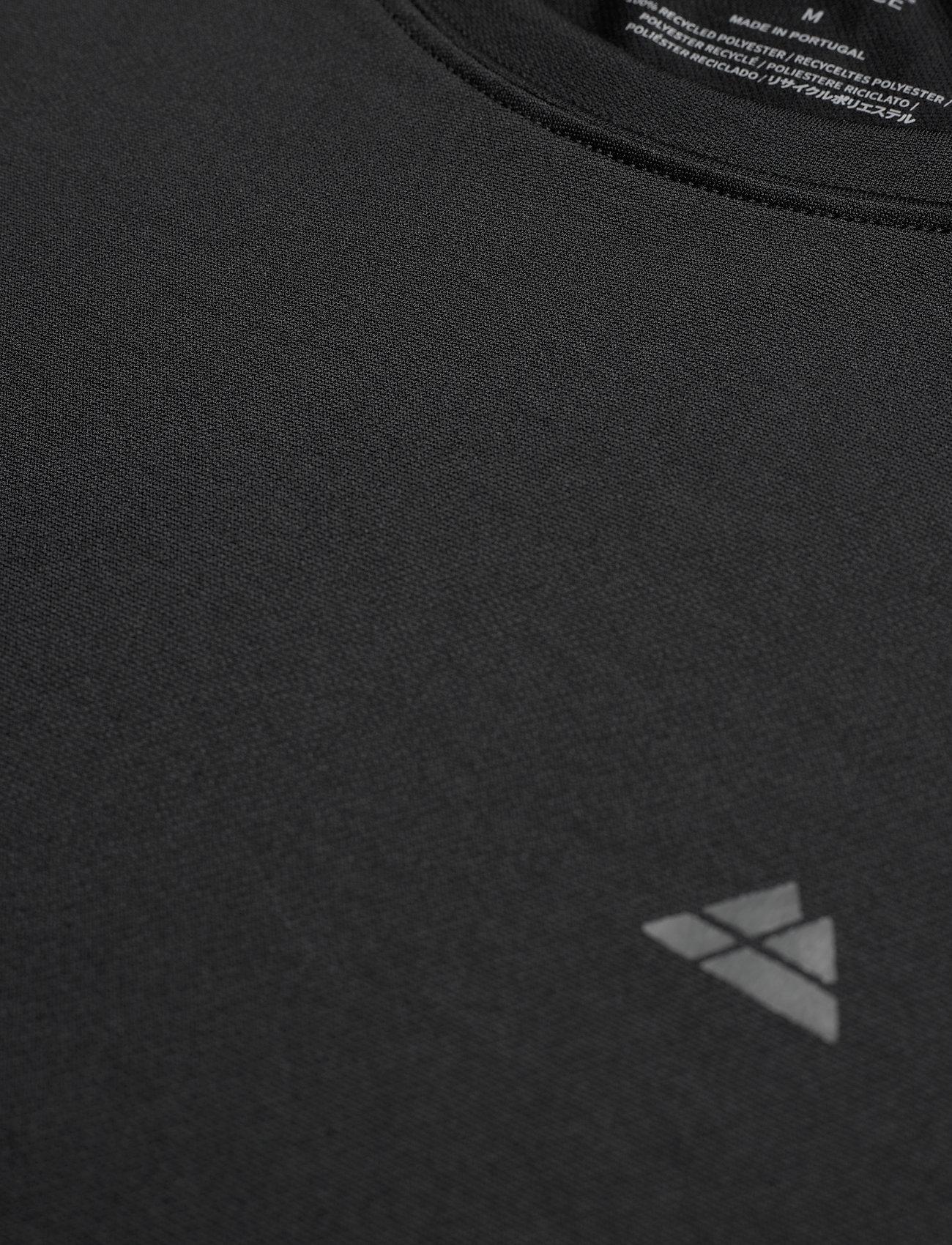 Danish Endurance Male Sport T-Shirt 1 Pack - T-skjorter BLACK - Menn Klær