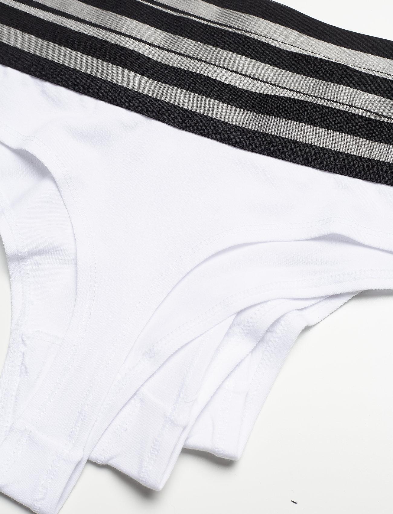 Danish Endurance - Organic Cotton Thong by Pernille Blume 3 Pack - slips - white - 1