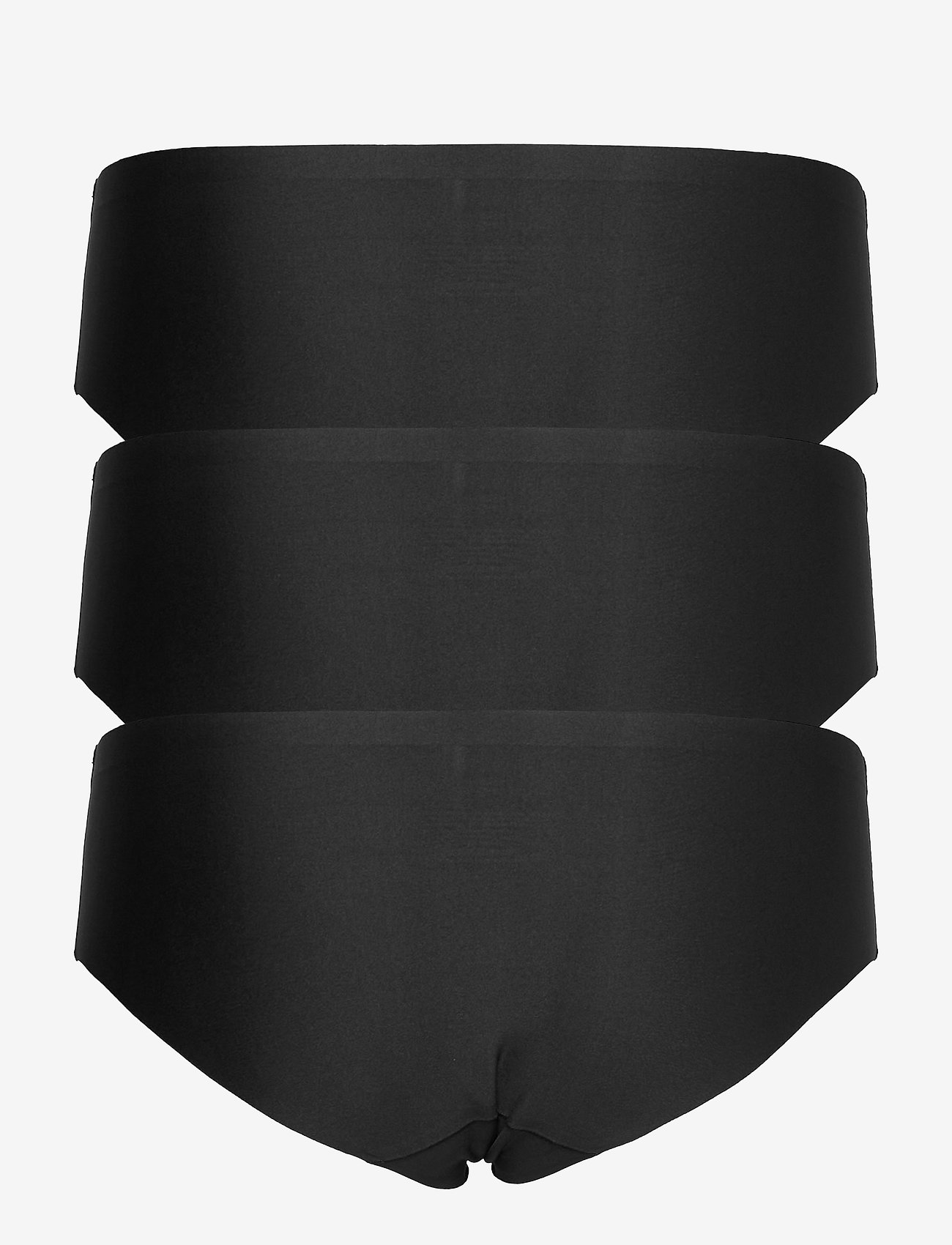 Danish Endurance - Microfiber Sports Hipster 3 Pack - slips - black - 1