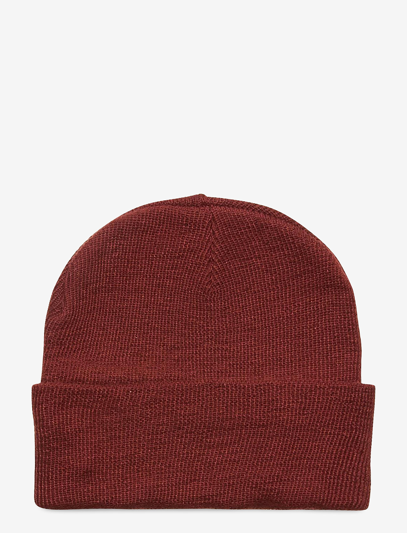 Danish Endurance - Beanie Recycled Polyester 1-pack - bonnet - red - 1