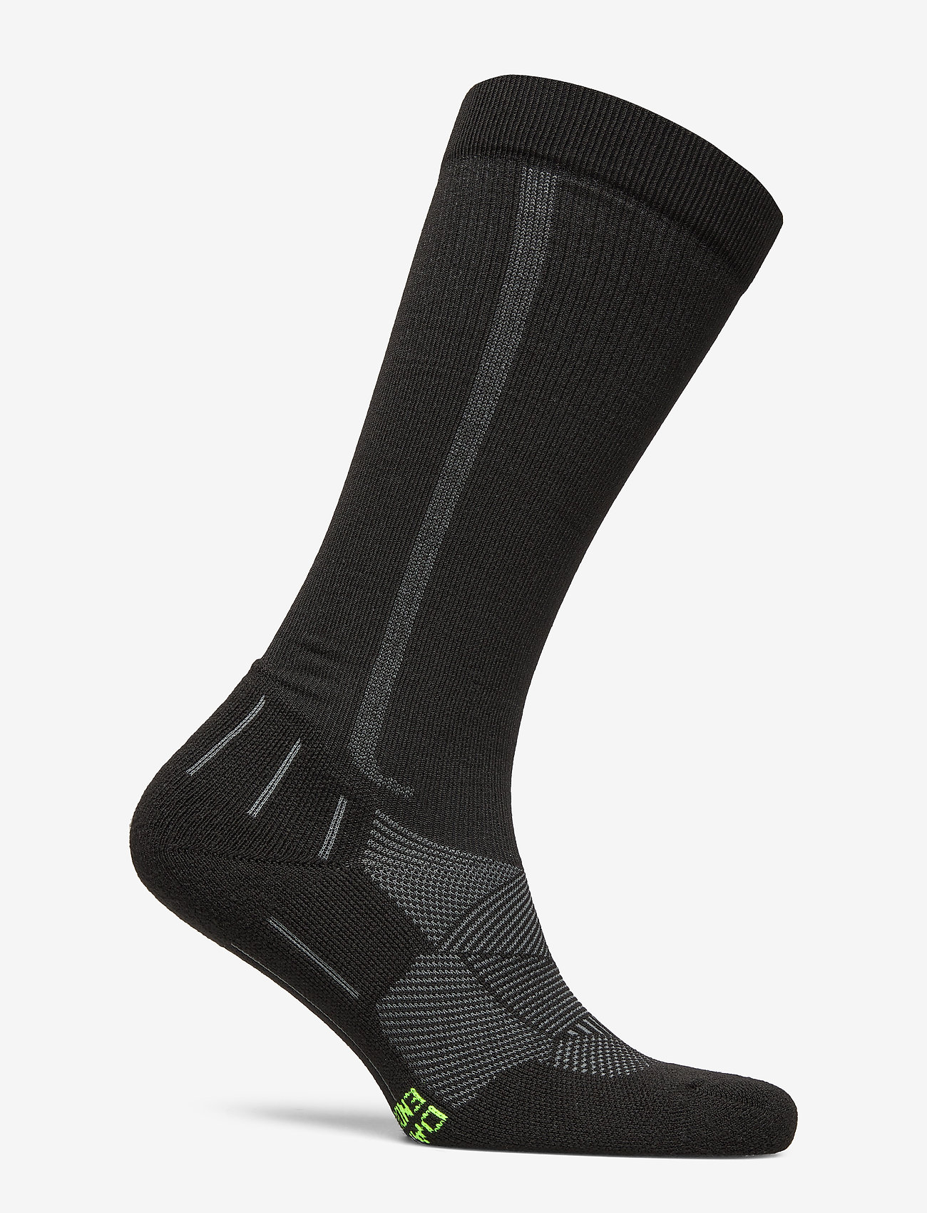 Danish Endurance - Compression Socks 1 Pack - normale sokken - black/grey - 1