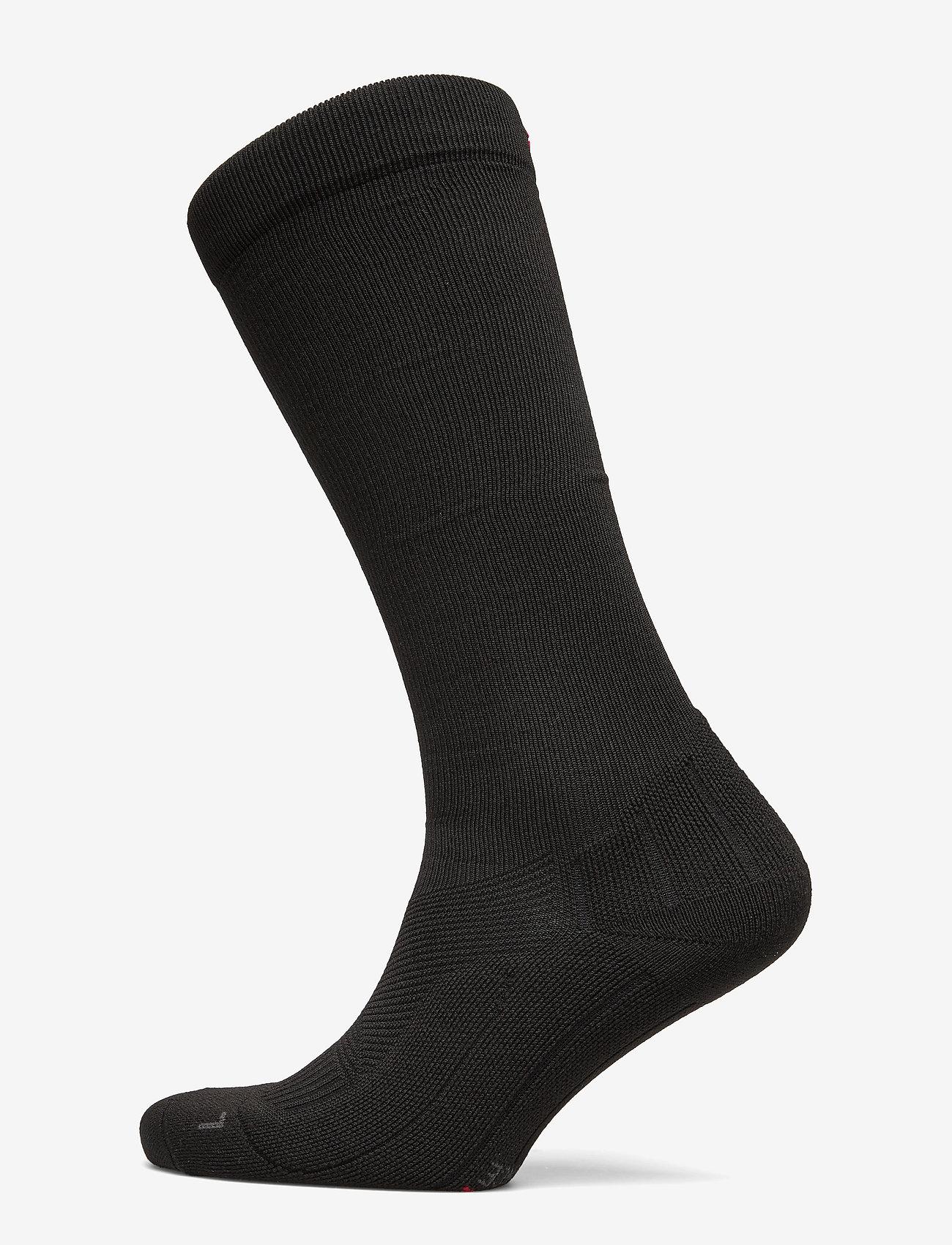 Danish Endurance - Compression Socks 1 Pack - normale sokken - solid black - 0