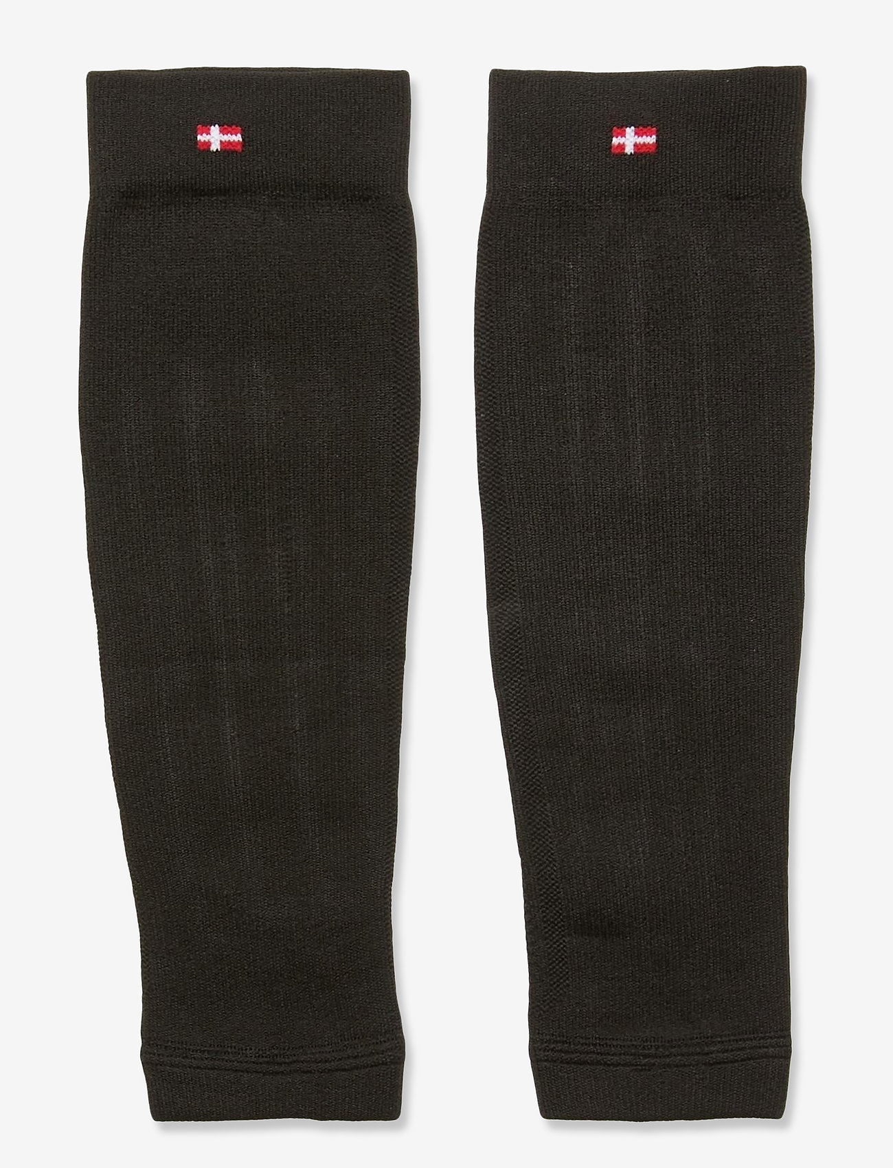 Danish Endurance - Compression Sleeves 1 Pack - kuitsteunen - black - 0