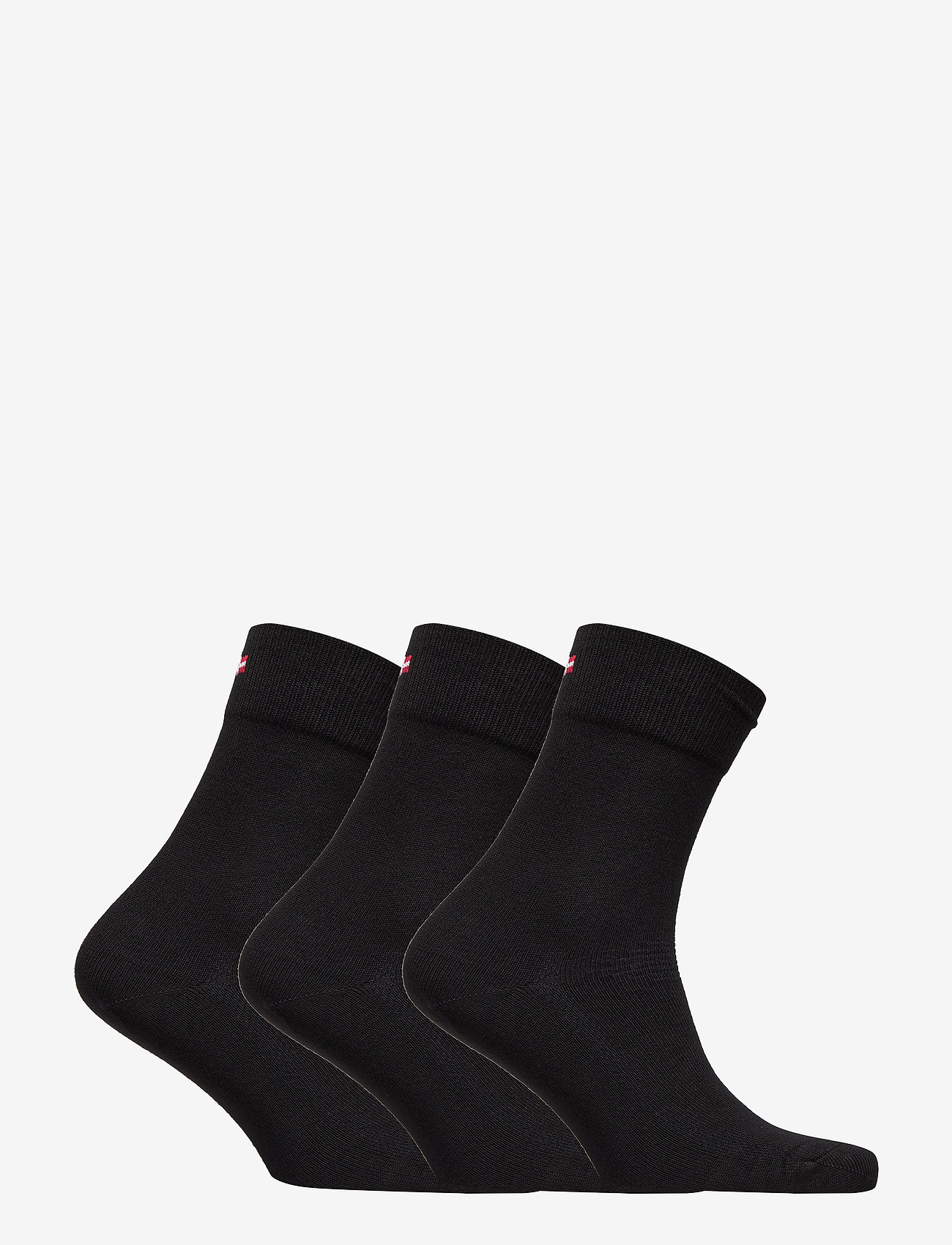 Danish Endurance - Bamboo Blend Dress Socks 3 Pack - kousen - black - 1
