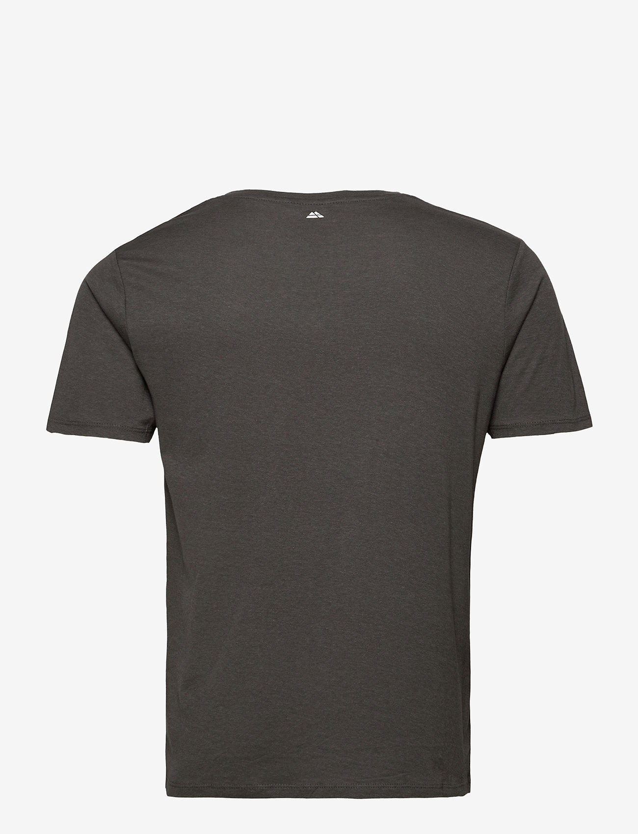 Danish Endurance - Men's Crew Neck Organic T-Shirt 1 Pack - sportoberteile - charcoal grey - 1
