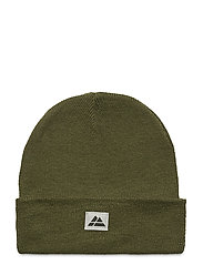Beanie Recycled Polyester 1-pack - GREEN