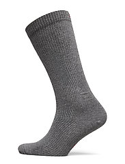 Organic Compression Socks 1 Pack - GREY