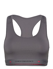 Microfiber Sports Bra 1 Pack - GREY
