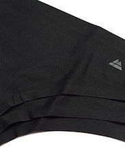 Danish Endurance - Microfiber Thong 3 Pack - slips - black - 1
