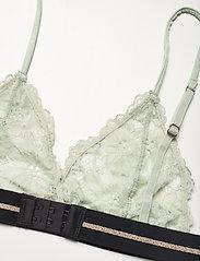 Danish Endurance - Blooming Lace Bra by Pernille Blume 1 Pack - zachte beha - sea foam green - 3