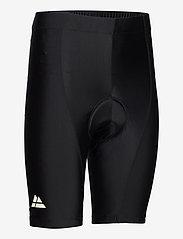 Danish Endurance - Mens Cycling Shorts 1 Pack - wielrenshorts & -leggings - black/black - 3