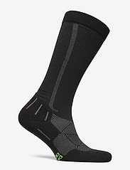 Danish Endurance - Compression Socks 1 Pack - regulære sokker - black/grey - 1
