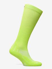 Danish Endurance - Compression Socks 1 Pack - kousen - neon yellow - 1