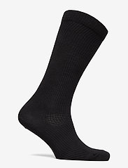 Danish Endurance - Organic Compression Socks 1 Pack - normale sokken - black - 2