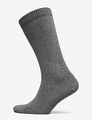 Danish Endurance - Organic Compression Socks 1 Pack - kousen - grey - 0