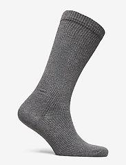 Danish Endurance - Organic Compression Socks 1 Pack - kousen - grey - 2