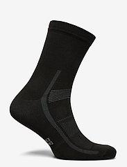 Danish Endurance - High Cycling Socks 3 Pack - kousen - black - 3