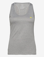 Danish Endurance - Female Sport Tank Top 1 Pack - topjes - grey - 0