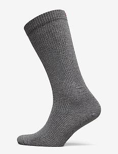 Organic Compression Socks 1 Pack - kousen - grey