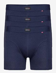 Classic Trunks 3 Pack - ondergoed - navy blue