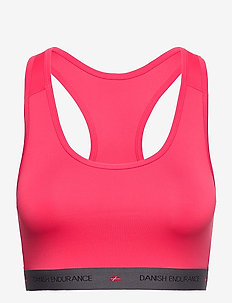 Microfiber Sports Bra 1 Pack - sportbeh''s: low - pink