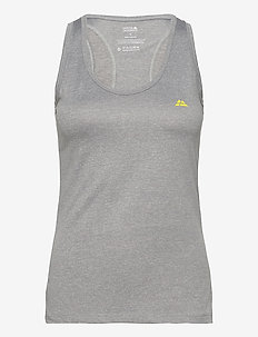 Female Sport Tank Top 1 Pack - treenitopit - grey