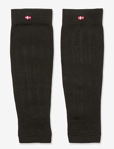 Compression Sleeves 1 Pack - calf sleeves - black