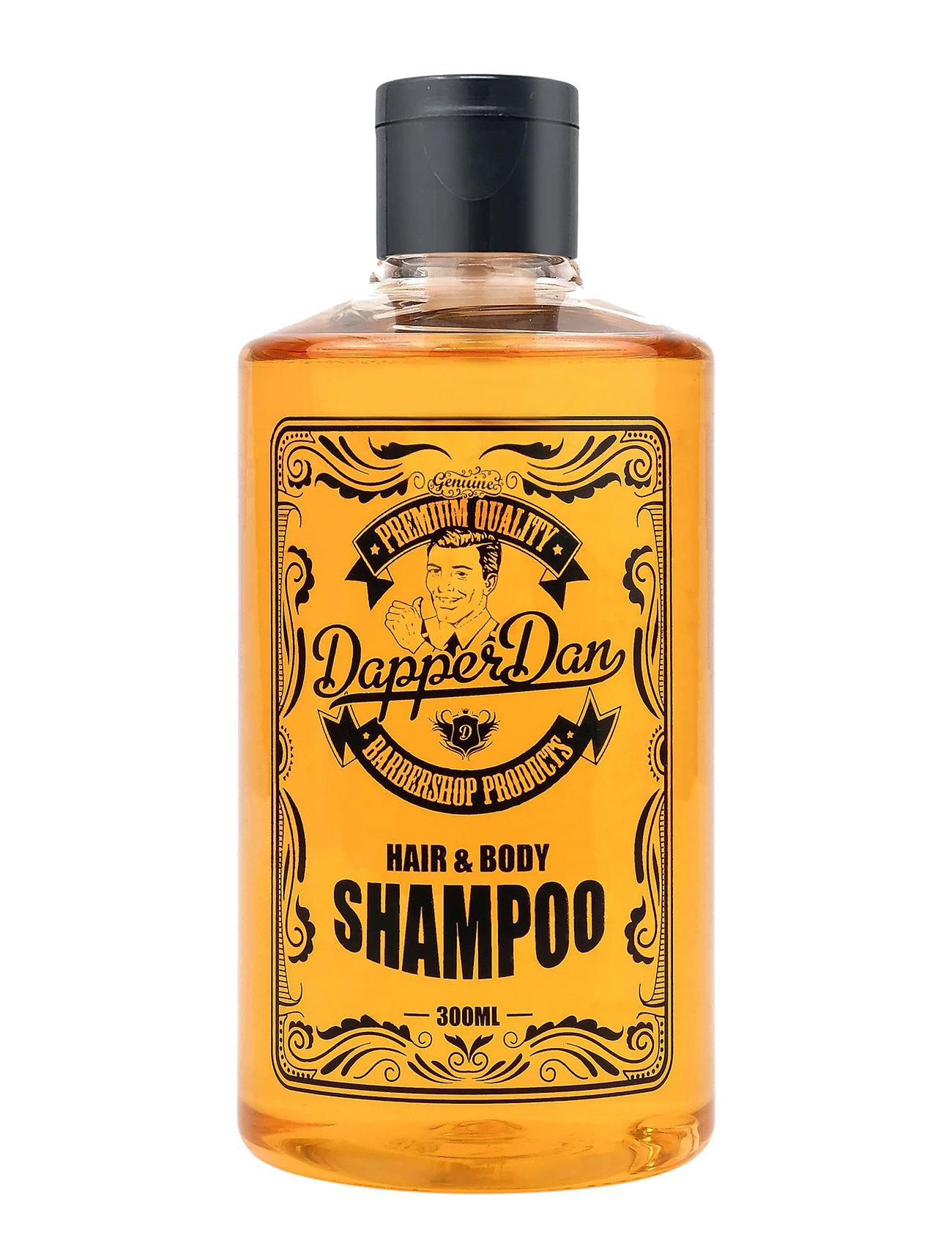 Shampoo & Bodywash - Dapper Dan