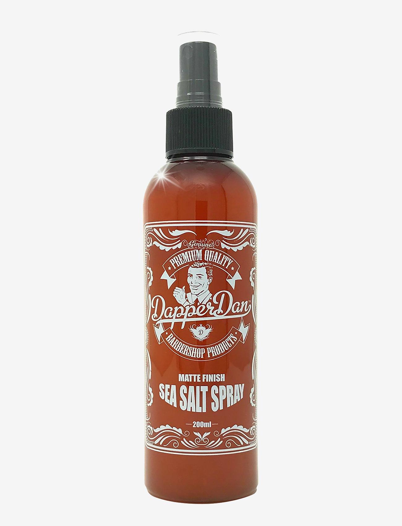 Dapper Dan - Sea Salt Spray - spray - clear - 0