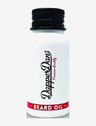 Premium Beard Oil 30ml - skäggolja - clear