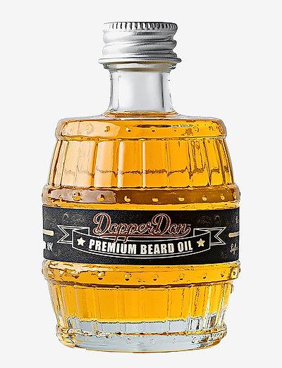 Premium Beard Oil 50 ml - CLEAR