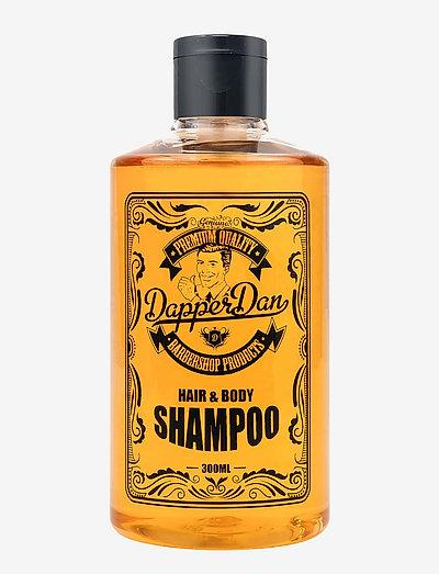Shampoo & Bodywash - shampoo - clear