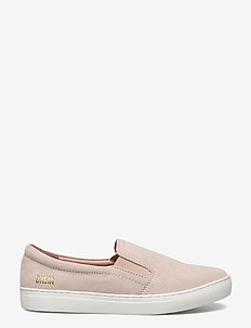 Daylily - slip-on sneakers - nude