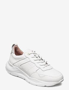 June - baskets basses - white