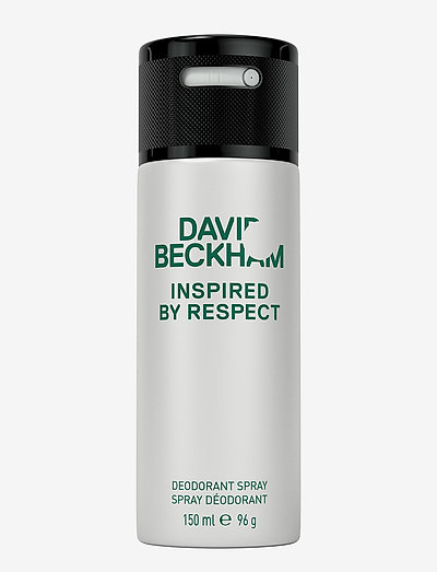 INSPIRED BY RESPECT DEODORANT SPRAY - deo roll-on - no color