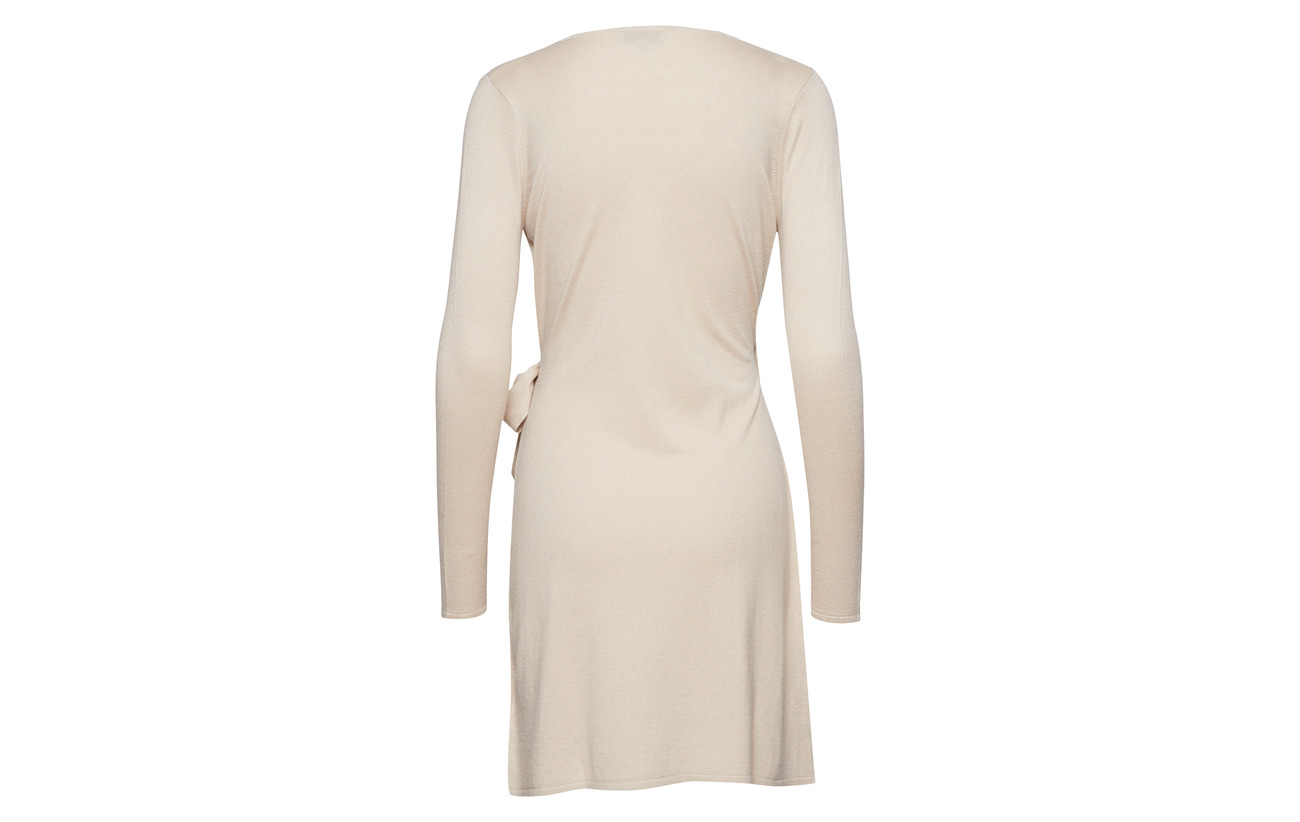 Over Cachemire Sandstone 70 Soie Dress 30 Wrap Cashmere Davida qwpvE8x