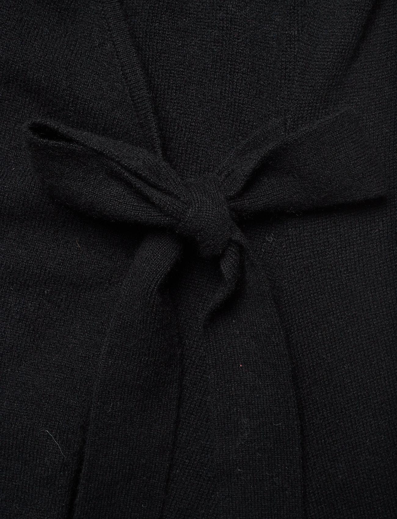Wrap Over Dress  - Davida Cashmere