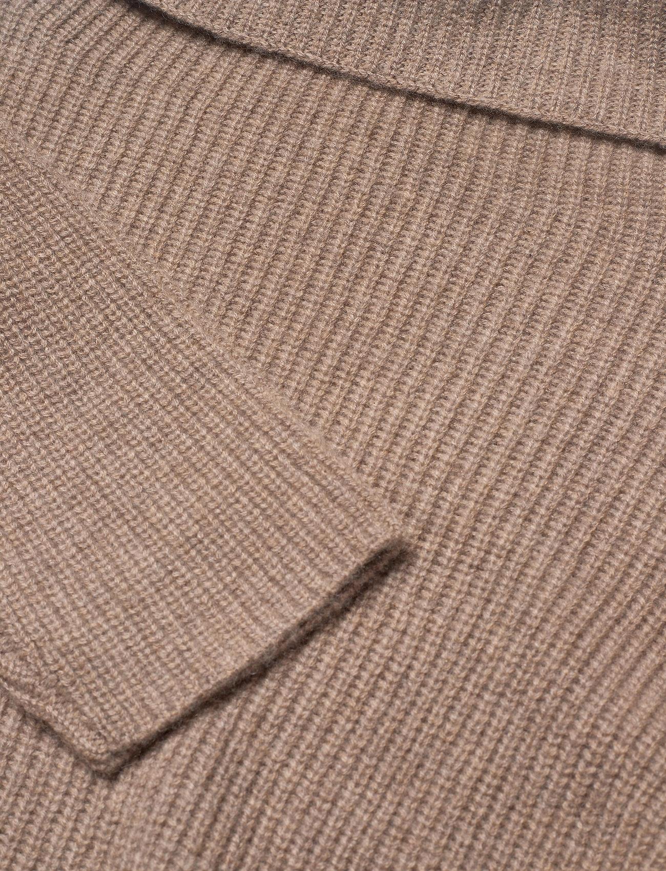 Oversized Rib Sweater (Mink) (249 €) - Davida Cashmere OeSRM