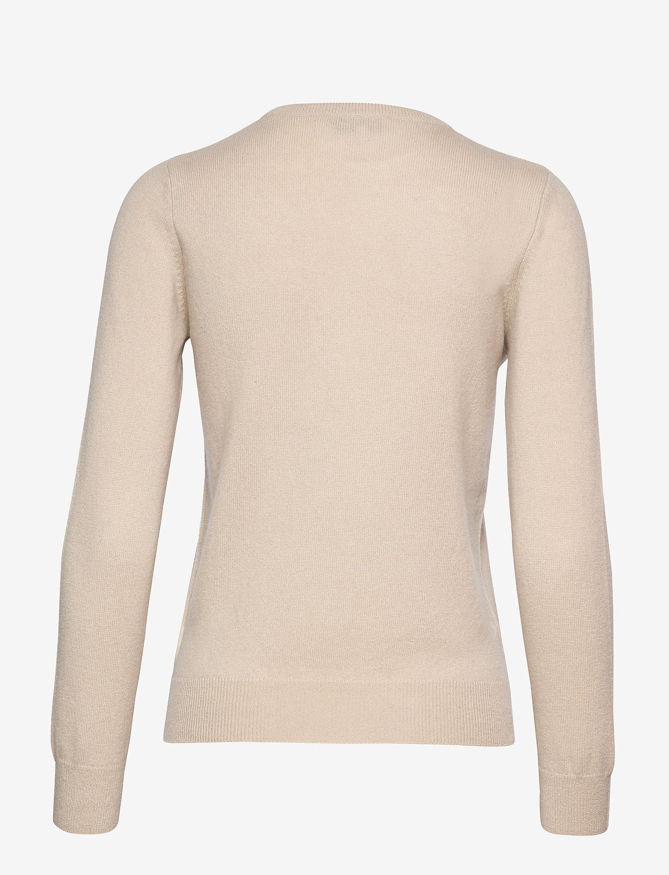 Basic Sweater  - Davida Cashmere