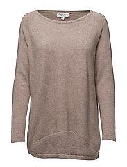 Loose Sweater - SAND