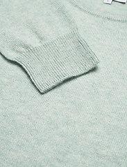 Davida Cashmere - Basic sweater - jumpers - light green - 2