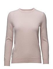 Basic sweater - LIGHT PINK