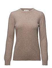 Basic sweater - SAND