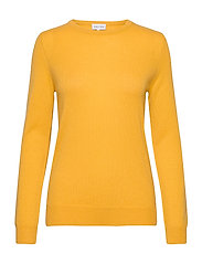 Basic sweater - YELLOW