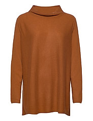 Turtleneck Oversized - DARK RUST